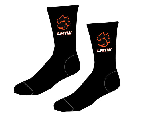LMYW Sublimated Socks - 5KounT2018