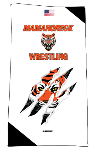 Mamaroneck Wrestling Sublimated Beach Towel - 5KounT2018