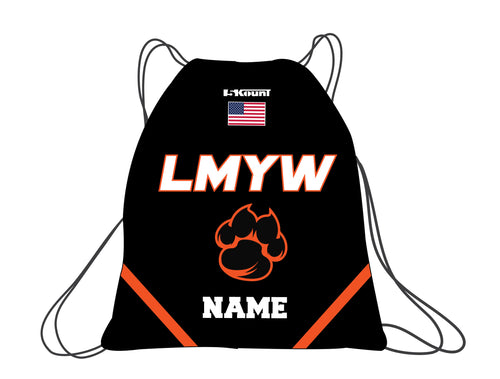 LMYW Sublimated Drawstring Bag - 5KounT2018