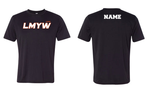 LMYW Dryfit Performance Tee - Black - 5KounT2018