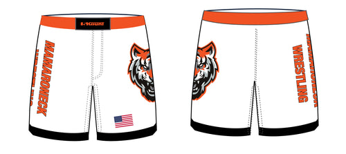 Mamaroneck Wrestling Sublimated Fight Shorts - 5KounT2018