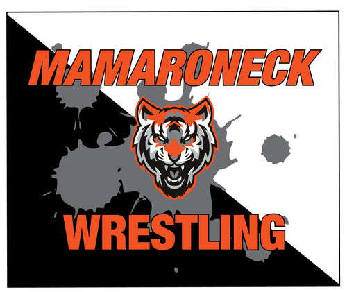 Mamaroneck Wrestling Sublimated Mousepad - 5KounT2018