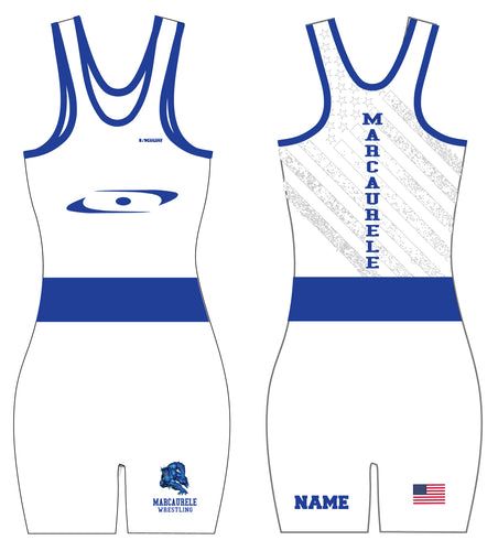 MarcAurele Sublimated Women's Singlet