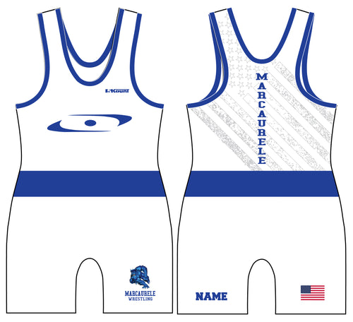 MarcAurele Sublimated Men's Singlet