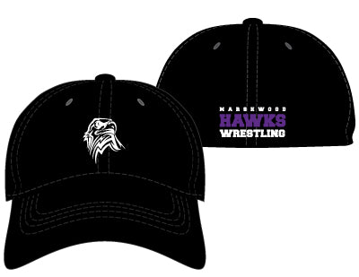 Marshwood Wrestling FlexFit Cap