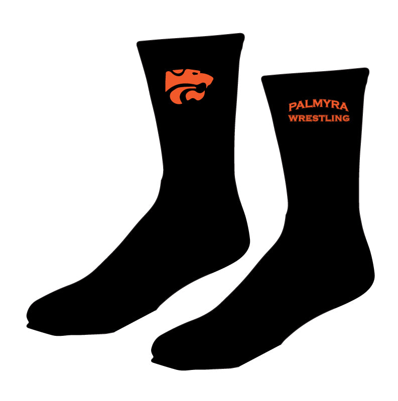 Palmyra Wrestling Sublimated Socks