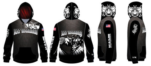 Mat Warriors Sublimated Hoodie