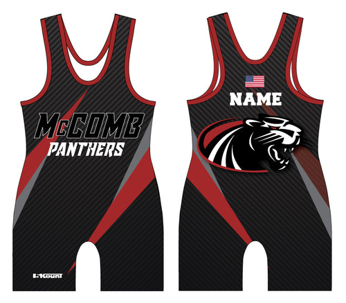 McComb-Panthers Sublimated Singlet - 5KounT