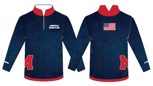 Mendham Sublimated Quarter Zip - 5KounT2018