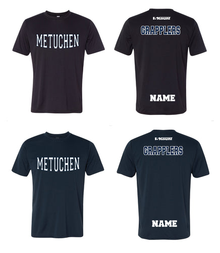 Metuchen Sublimated DryFit Performance Tee