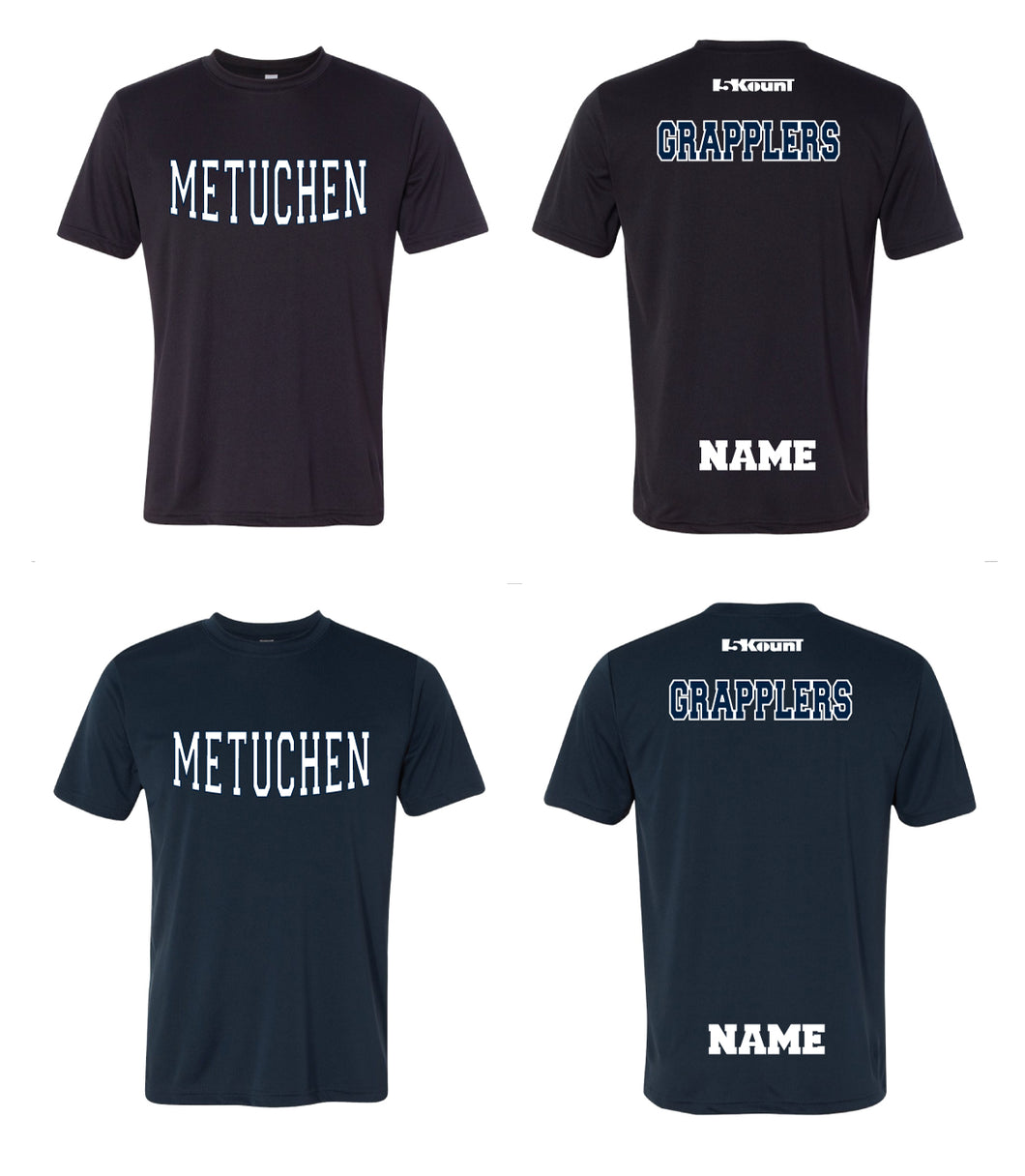 Metuchen Sublimated DryFit Performance Tee - 5KounT2018