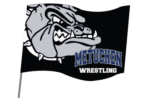 Metuchen Sublimated Flag - 5KounT
