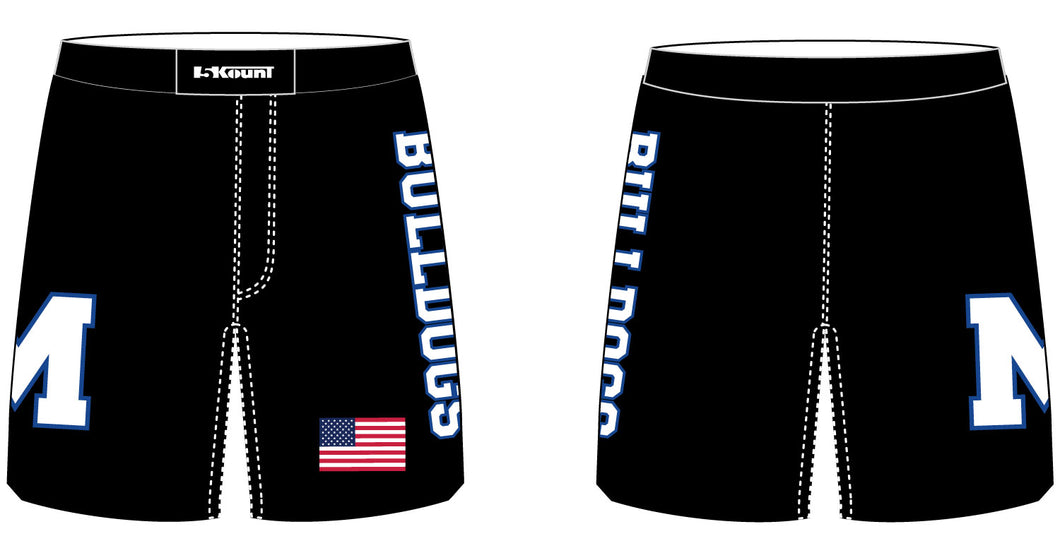 Metuchen HS Sublimated Fight Shorts