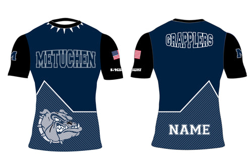 Metuchen Sublimated Compression Shirt