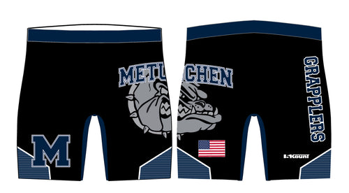 Metuchen Sublimated Compression Shorts