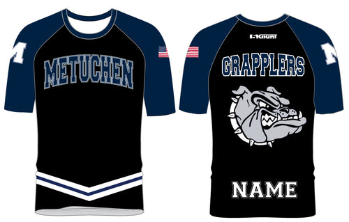 Metuchen Sublimated Fight Shirt