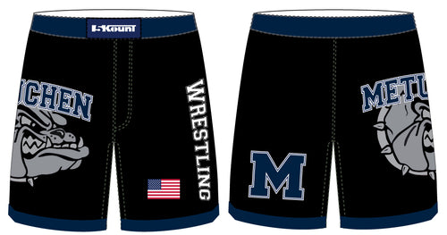 Metuchen Sublimated Fight Shorts - 5KounT