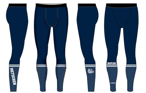 Metuchen Sublimated Mens Legging - 5KounT