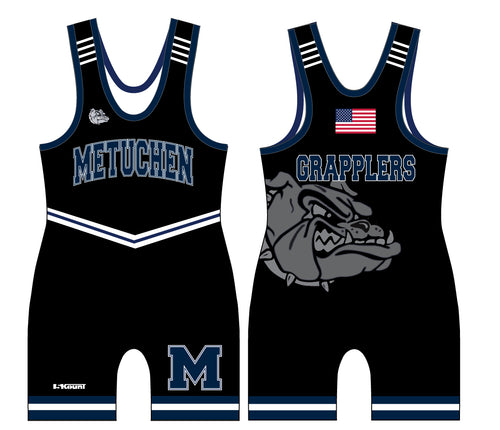 Metuchen Sublimated Singlet - 5KounT