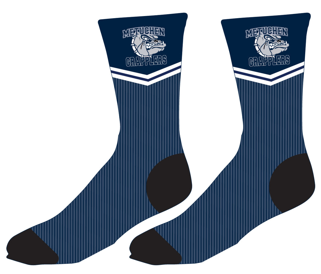 Metuchen Sublimated Socks