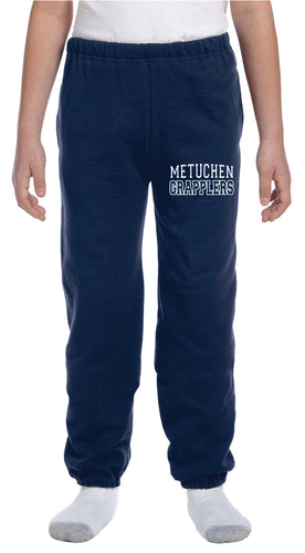 Metuchen Cotton Sweatpants - 5KounT