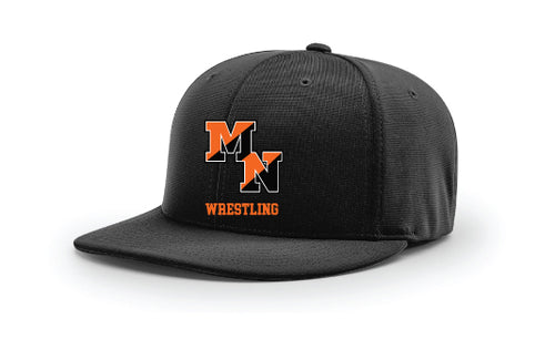 Midd North Lions FlexFit Cap - Black