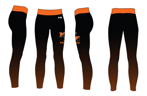 Midd North Lions Sublimated Ladies Legging