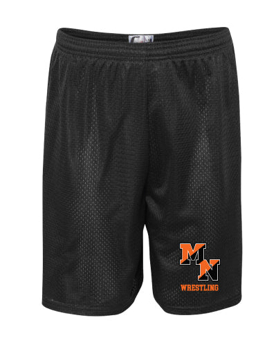 Midd North Lions Tech Shorts - Black