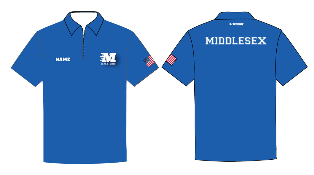 Middlesex Wrestling Sublimated Polo