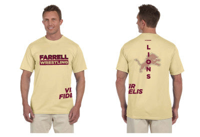 Farrell Wrestling Short Sleeve Performance Tee