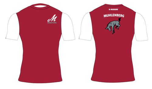 Muhlenberg University Sublimated Compression Shirt