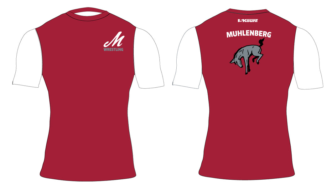 Muhlenberg University Sublimated Compression Shirt - 5KounT