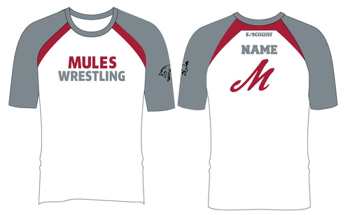 Muhlenberg University Sublimated Fight Shirt