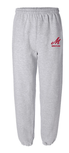 Muhlenberg UniversityCotton Sweatpants - Heather Grey