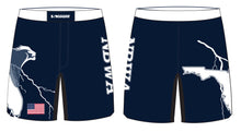 North Brevard Wrestling Association Sublimated Fight Shorts - 5KounT