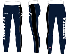 North Brevard Wrestling Association Sublimated Ladies Legging - 5KounT
