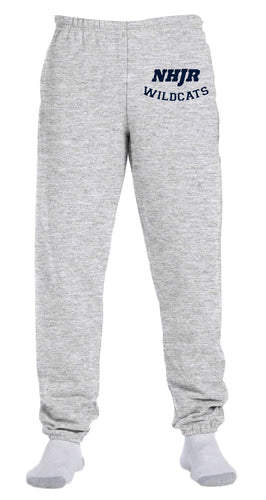 NH JR. Football Cotton Sweatpants - 5KounT