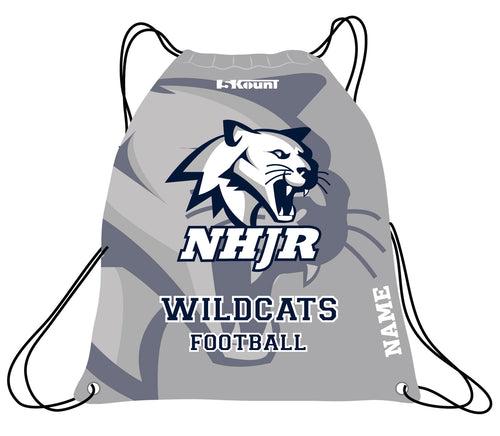 NH JR. Football Sublimated Drawstring Bag - 5KounT