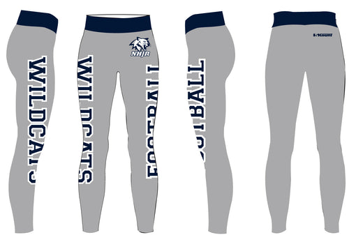 NH JR. Football Sublimated Ladies Legging - 5KounT