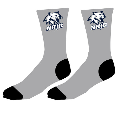 NH JR. Football Sublimated Socks - 5KounT
