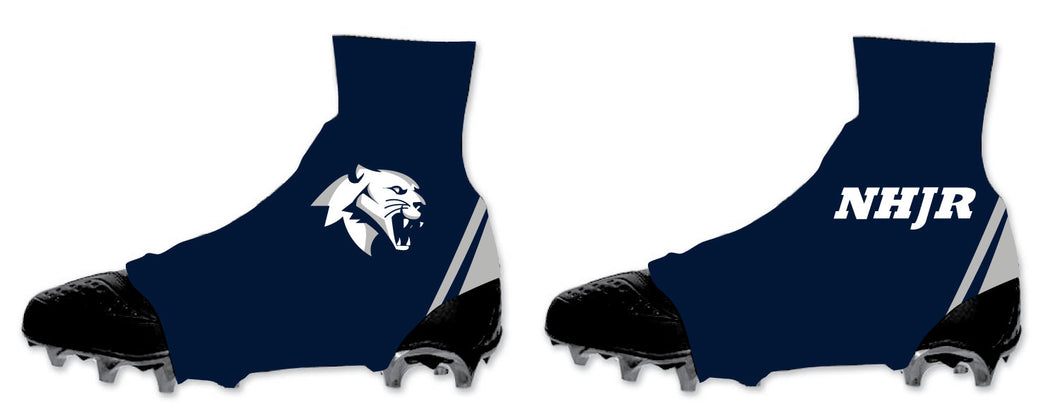 NH JR. Football Spats (Cleat Covers)