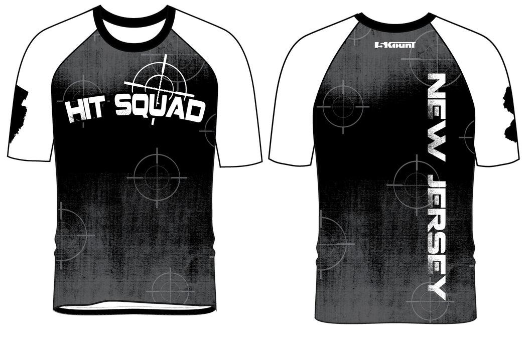 NJHIT Squad Sublimated Fight Shirt - 5KounT