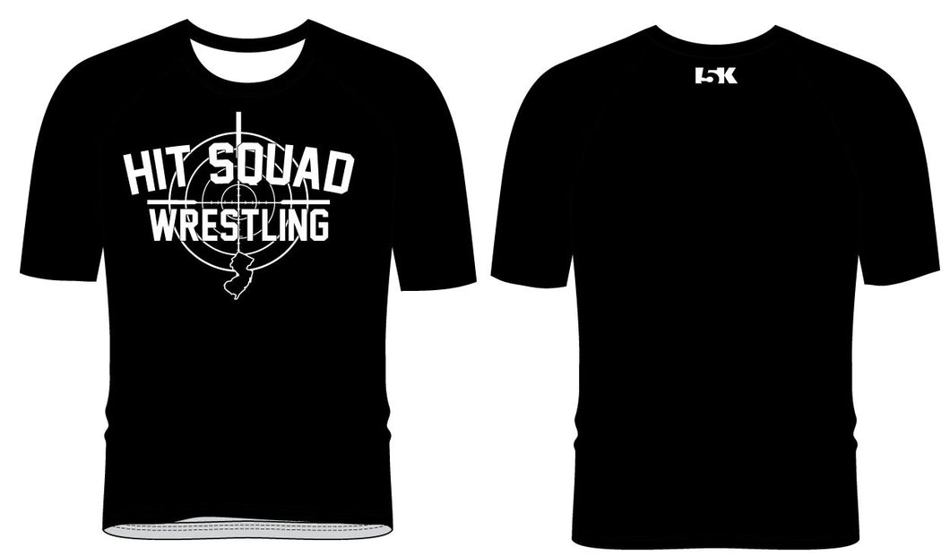 NJHit Squad Wrestling Cotton Tee