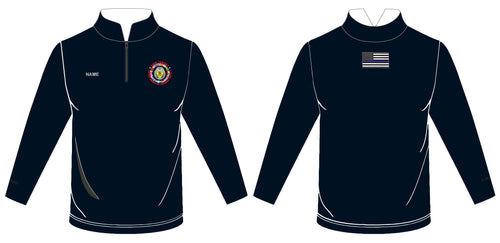NJ LATS Sublimated Quarter Zip - 5KounT