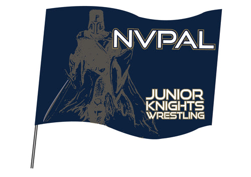 Jr. Knights 2017 Sublimated Flag
