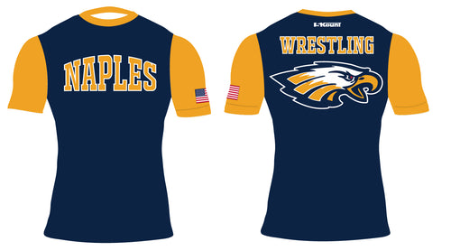 Naples Wrestling Club Sublimated Compression Shirt