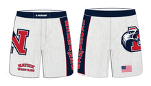 Natick High School Wrestling Sublimated Fight Shorts