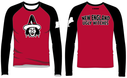 Ugly Witches Sublimated Long Sleeve Shirt - 5KounT
