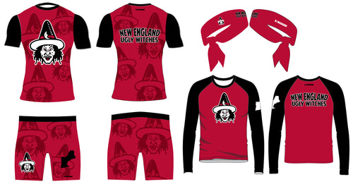 Ugly Witches Wrestling Dual Team Uniform Package - 5KounT