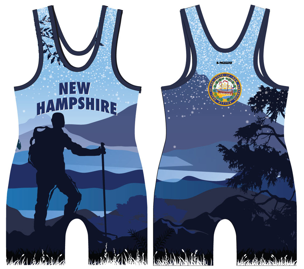STATE - New Hampshire Singlet